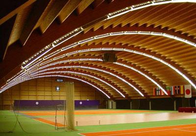 La salle de sport Gymnase-t